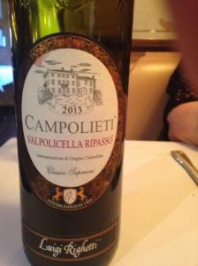 Campolieti Valpolicella Ripasso 2013