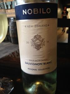 Nobilo Sauvignon Blanc 2014