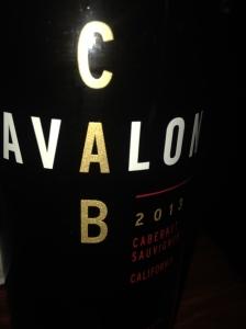 Avalon Cab 2013
