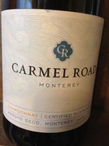 Carmel Road Chardonnay 2011