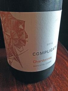 Complicated Chardonnay 2014