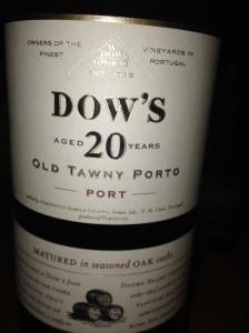 Dows Aged 20 Old Tawny Porto NV