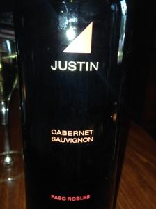 Justin Cabernet Sauvignon 2014