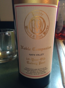 Prager Noble Compaion 10 Year Old Tawny Port NV