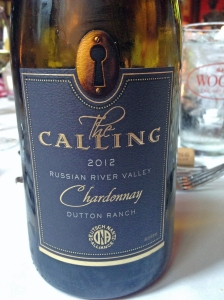 The Calling Chardonnay 2012