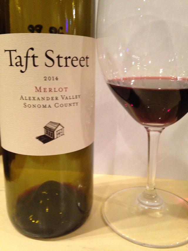 Taft Street Merlot 2014