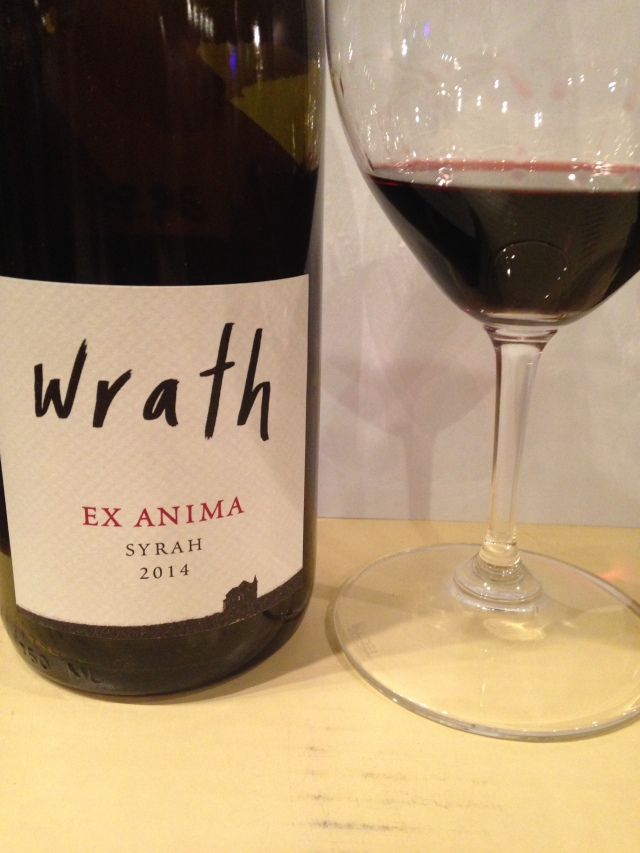 Wrath Ed Anima Syrah 2014