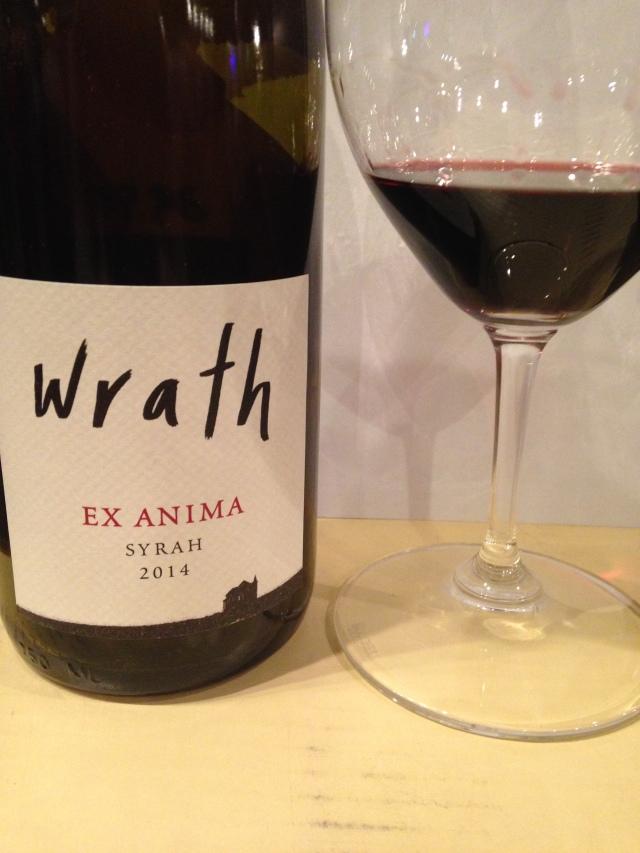 Wrath Ed Anima Syrah 2014
