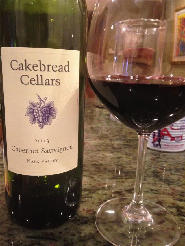 Cakebread Cellars Cabernet Sauvignon 2013